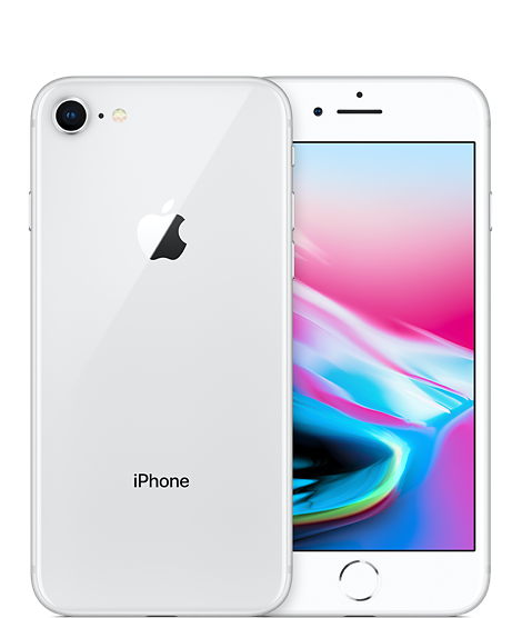 iphone8 silver select 2017